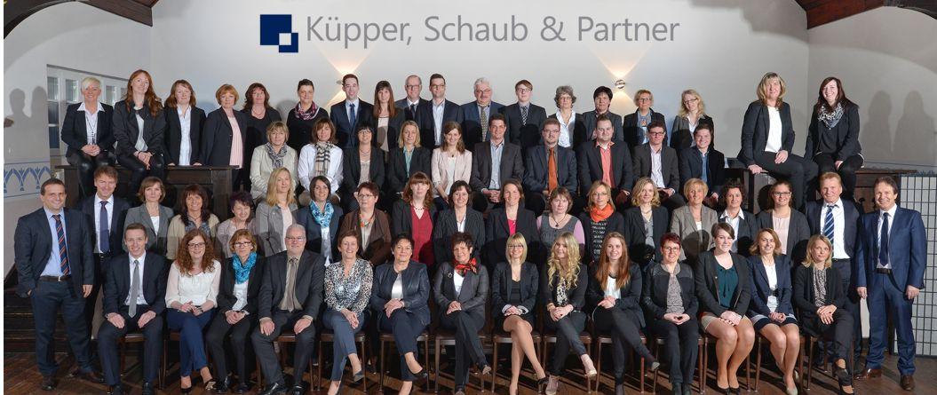 Küpper Schaub & Partner Team